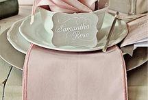 Wedding Gray + Blush Pink