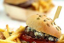 Cuisine salée - tartines, bagels, burgers, sandwichs... / Tartines, bagels, burgers, sandwichs...