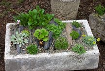 Garden Troughs
