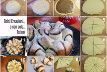 Torta pan brioche alla Nutella di gialli zafferano