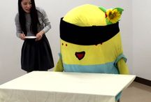 Funassyi / Fanboard for none other than the pear fairy Funassyi (ふなっしー!)