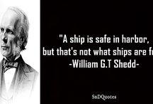 William G.T Shedd Quotes