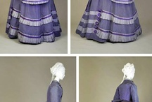 Vintage / Old style of dresses and other antiques / by Claudia Nelson