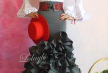 Flamencas y Sevillanas
