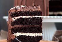 Taart chocolade