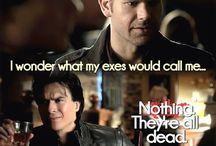 •The Vampire Diaries|The Originals•
