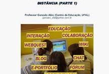 Projetos para experimentar / Visa contemplar as discussões relativas a diversidade no uso das novas tecnologias e mídias digitais. Também mostra-se relevante nas discussões da interface tecnologia e educação e diferença.
