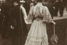 Early French fashion/decor
