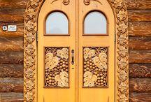 Arkitektur: dører