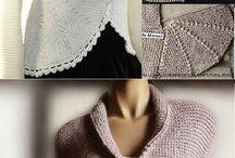 Ručne pletené a háčkované