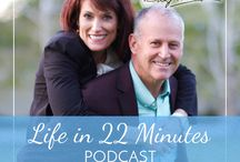 Life In 22 Minutes / Life in 22 Minutes is a podcast interviewing courageous people that inspire, give hope and bring a smile to your face in only 22 minutes! Our goal is to help you realize you don't have to wait for everything to be perfect before you decide to enjoy your life.