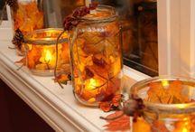 Herbstdeko zuhause