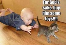 Something funny! / by Asako Kayumi