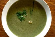 The Foraging Diet: Soups / Wild nutrition and healthy eating the way that we evolved to eat.
