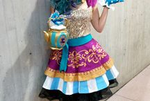 EVER AFTER HIGH - ANYTHING GOES / by Diane