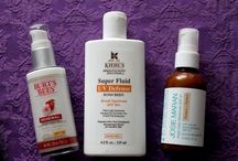 Skincare Products/Reviews / skincare stuff