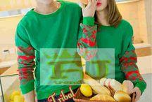 sweater rajut couple