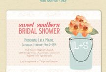 Heather's Bridal Shower Ideas