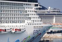 Cruises / by Yanina Hallak