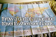 Bucket List / All the things I want to do :D before I die