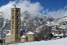 Lugares a visitar / Visita l'Alta Ribagorça!  ¡Visita la Alta Ribagorza!