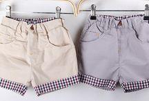 shorts infantil moldes