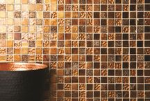 Inspiration: Orange. Ideas for tiles, bathrooms and interior design. / Inspiration for your orange themed projects. Bathroom, kitchen, tile, interior design ideas. Visit us at ROCCIA to assist you in creating your dream room. www.roccia.com