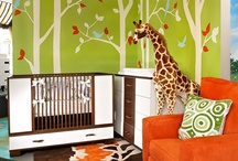 The Perfect Nursery / by ModernGreetings.com