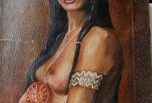 Indians - taino - arawak - atabey - siboney