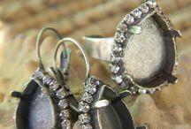 ZDP Findings - Rhinestones / Jewelry Making Supplies with Rhinestones