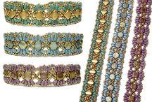 tutorial free pyramide beads