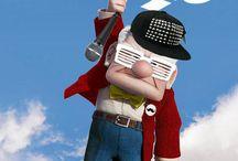 disney/Pixar...