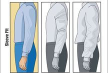 Dress Shirts fit manual