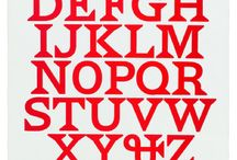 alphabets cool style
