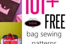 free pattern bag