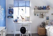 Dec - Quarto Menino / Ideias e inspirações para decoração de quarto de menino :)