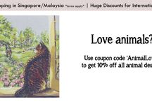 Cross Stitch Promotions / Promos from The Art of Stitch