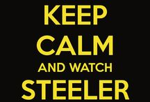 Steelers!!!!! / by Rachael Gamble