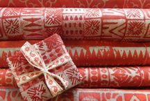 Gift wrapping and paper crafts