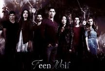 Teen Wolf / by Megan Dinsdale