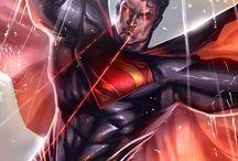 Winged superman,  be afraid