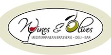 Wines&Olives / Wines and Olives - Restaurant - Delicatessen - Wine Bar  Wines And Olives is a unique place where you will taste the best specialties of Greek and Mediterranean cuisine , created with love for good food and a desire to share what is best . It is a combination restaurant, wine bar, where you will find an unprecedented collection of wines imported from Greek vineyards , delicacies - where you can buy the original Greek cheeses , olives and real olive oil.