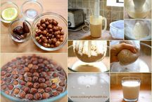Nuts and seeds - plant-based recipes