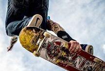 Skateboarding / ❤️