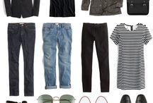 Travel packing & Clothing