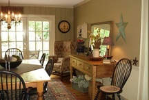Primitive Home Ideas