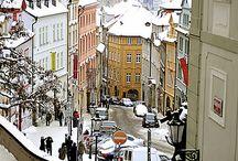 Prague - city where I live