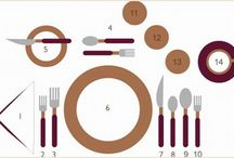 Table Settings / by Kristi Smith