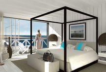architecture intérieure mer
