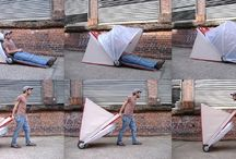 Sound proof tent